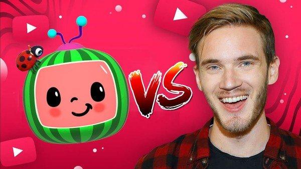 PewDiePie rap diss hướng tới đối thủ mới, bất ngờ bị YouTube xóa bỏ ngay khi vừa cán mốc 10 triệu view