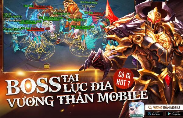 """Vương Thần Mobile: Bữa tiệc săn rồng - diệt quỷ, đậm chất """"high-fantasy"""" chất lượng giữa rừng game lai căng"""