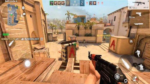Nóng! Xuất hiện tựa game được xem là CS:GO Mobile, giống bản PC đến 99% từ đồ họa cho tới gameplay