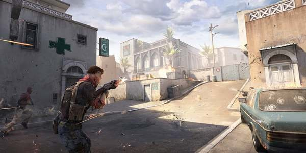 Cận cảnh đồ họa và gameplay của CS:GO Mobile, đẹp và xịn như hàng chính chủ khiến CĐM phát sốt
