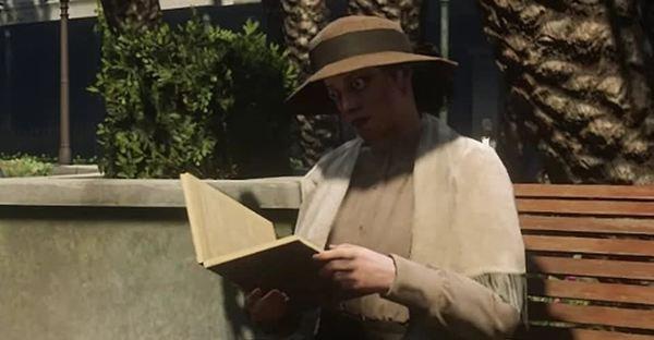 Đồ họa lỗi khiến Red Dead Redemption 2 có một bug khá kinh dị
