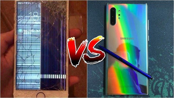 CĐM choáng váng với tuyên bố cầm iPhone 6 ra ngoài vẫn sang chảnh hơn siêu phẩm Note này của Samsung
