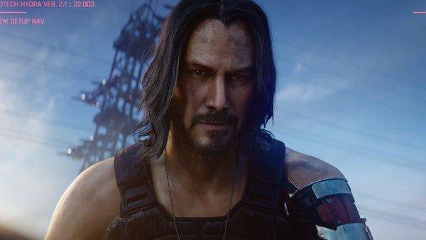 Tranh thủ ngày nghỉ, tài tử Keanu Reeves đi sắm figure của Cyberpunk 2077