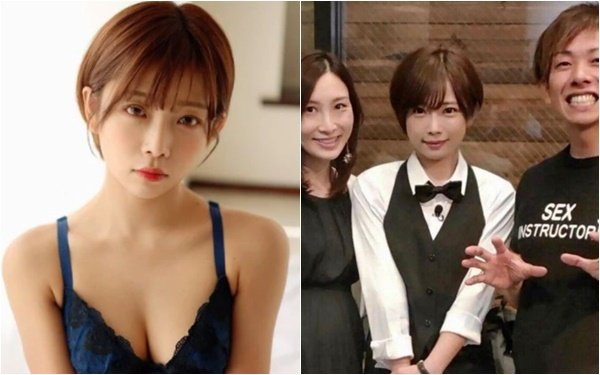 Được hỏi về hot girl đóng chung 10 phim với chồng mình, vợ Ken Shimizu bực tức, cáu gắt bất ngờ
