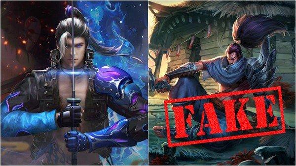 """Mái tóc huyền thoại của Yasuo bị kiện ăn cắp, phải """"đú"""" danh tiếng của game nổi tiếng nhất thế giới"""