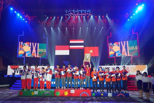 Tựa game VN thất bại cay đắng trước người Thái tại SEA Games, không đổi màu huy chương bây giờ thì đến bao giờ?