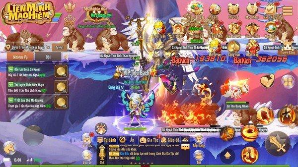 Liên Minh Mạo Hiểm: Game mobile 'bùng nổ' ngày ra mắt với loạt tính năng siêu khủng
