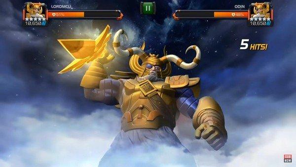 Marvel Contest Of Champions gây náo loạn với sự xuất hiện của nhân vật này