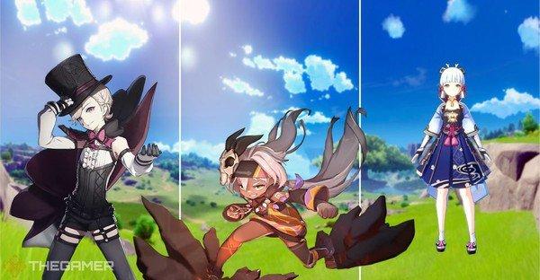 Genshin Impact: List nhân vật siêu hot sẽ xuất hiện trong năm nay, không thiếu những gương mặt xa lạ