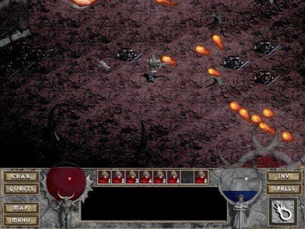 Chơi game đã hơn 20 năm, bạn có biết lý do bắt đầu của Diablo II?