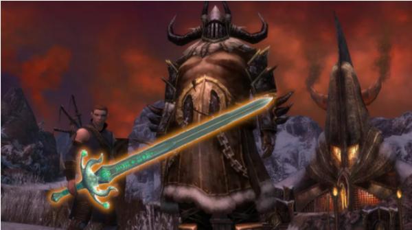 Sau 8 năm, thanh kiếm bí ẩn nhất nhì thế giới game online đã được tìm ra
