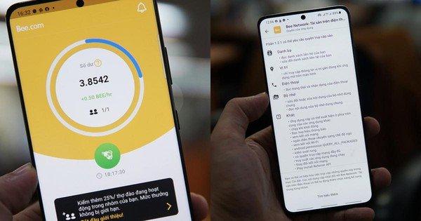 Ứng dụng đào tiền ảo trên điện thoại Bee Network bị xóa khỏi Google Store, nhiều người Việt vỡ mộng