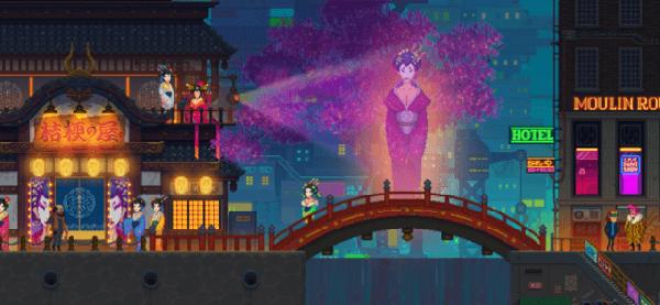 Link tải miễn phí Tales of the Neon Sea, game thám tử giải đố cực hấp dẫn