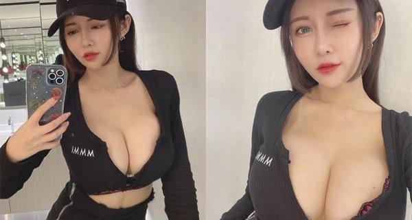 Lợi dụng sự cố để khoe vòng một ngoại cỡ tại nơi công cộng, nàng hot girl bị CĐM ném đá dữ dội