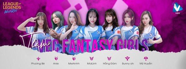 """Xuất hiện đội Tốc Chiến toàn """"gái xinh"""" do Mai Linh Zuto làm đội trưởng, hé lộ mục tiêu lớn tại SEA Games VN"""