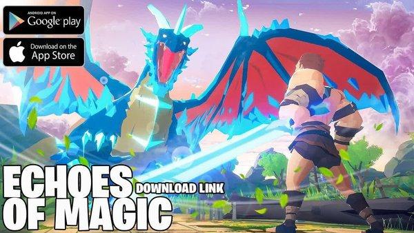 Phiêu lưu vào thế giới giả tưởng đầy hấp dẫn của tựa game mới: Echoes Of Magic