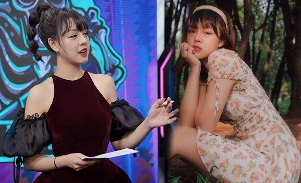 Hậu PMPL mùa 3, nữ MC xinh đẹp bất ngờ khoe áo đấu, hé lộ sẽ kế hoạch có thể nghỉ làm host?