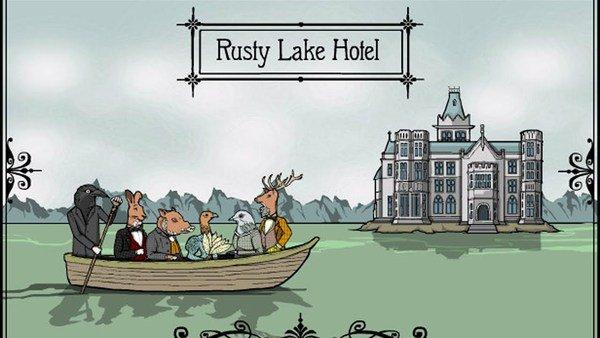 Rusty Lake Hotel đang miễn phí, mời các bạn cùng tham gia bữa tiệc tối linh đình nhưng đầy thảm khốc