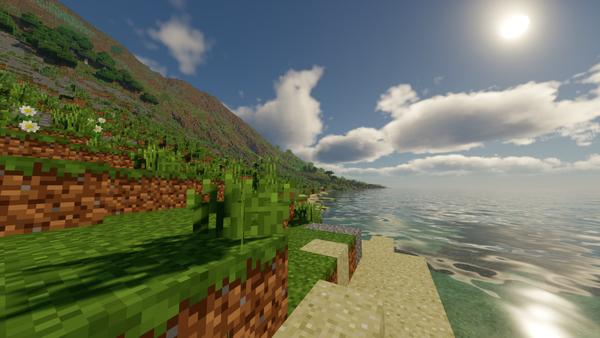 """""""Dị nhân"""" Minecraft, lấy hẳn dữ liệu từ NASA để xây cả quần đảo Hawaii y như thật"""