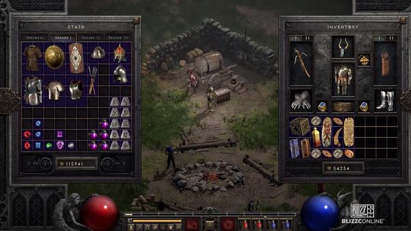 Hướng dẫn đăng ký tải và chơi sớm Diablo II: Resurrected miễn phí 100%