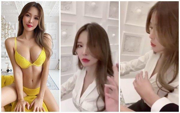 Nữ streamer xinh đẹp gây sốc khi nhận tiền rồi để fan thoải mái đụng chạm, cởi áo, tuyên bố nhờ vậy mà kiếm được hơn 2 tỷ mỗi tháng