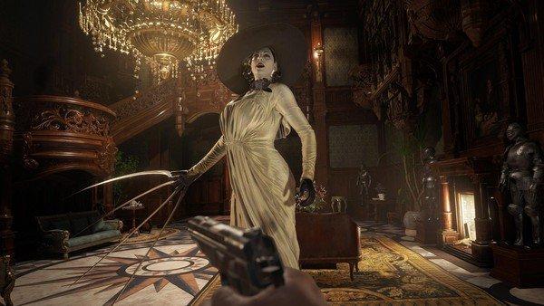 Resident Evil Village tung bản Demo miễn phí, tải và chơi ngay trên Steam