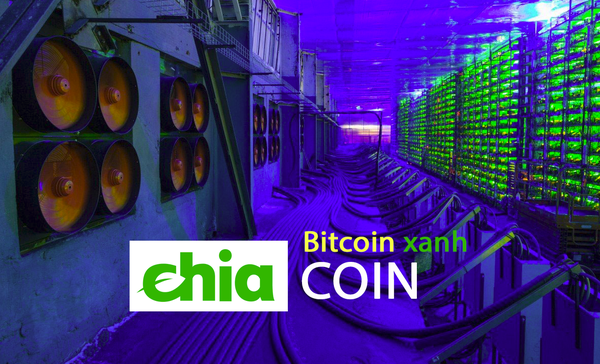 """Chia coin – Đồng tiền ảo mệnh danh là """"Bitcoin xanh"""", đào bằng ổ cứng, vừa ra mắt đã tụt giá thảm"""