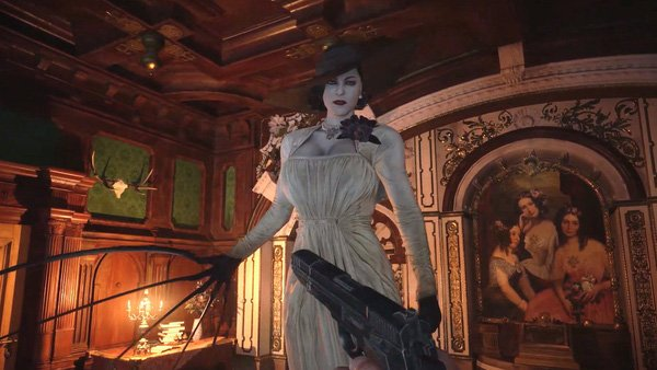 Có thể chơi Resident Evil Village mà không cần card đồ họa rời