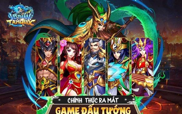 [HOT] Võ Thần Tam Quốc chính thức ra mắt, trải nghiệm đỉnh cao game chiến thuật ngay!