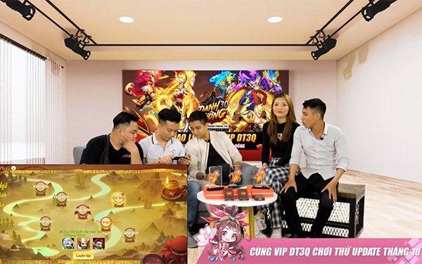 Danh Tướng 3Q không hổ danh là tựa game cưng chiều người chơi nhất nhì làng game Việt