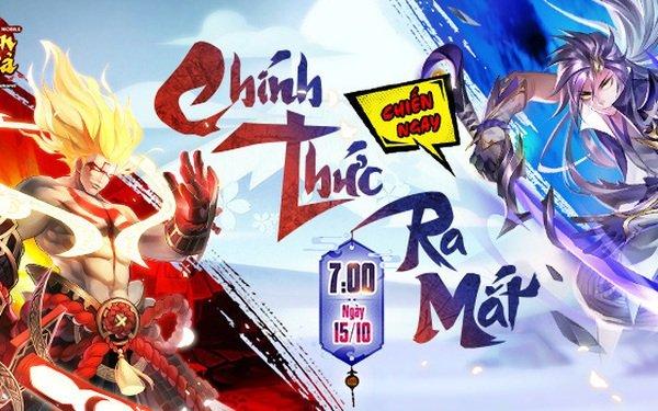 Đã chán game Tam Quốc hãy tải ngay game Nhẫn Giả Mobile - game chiến thuật Nhật SSS