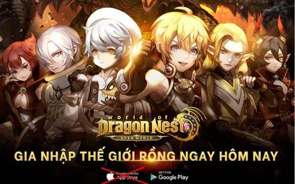 [HOT] Thế giới mở trong World of Dragon Nest - Bom tấn từ Eyedentity và Nexon đã sẵn sàng cho game thủ Việt khám phá
