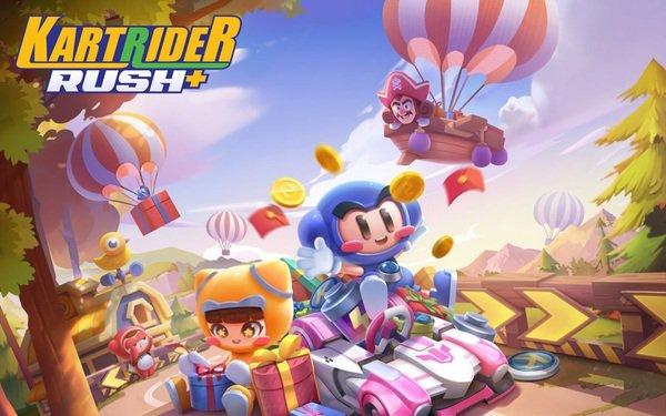KartRider Rush+ - game bom tấn đua xe được mong chờ nhất 2020 chính thức ra mắt