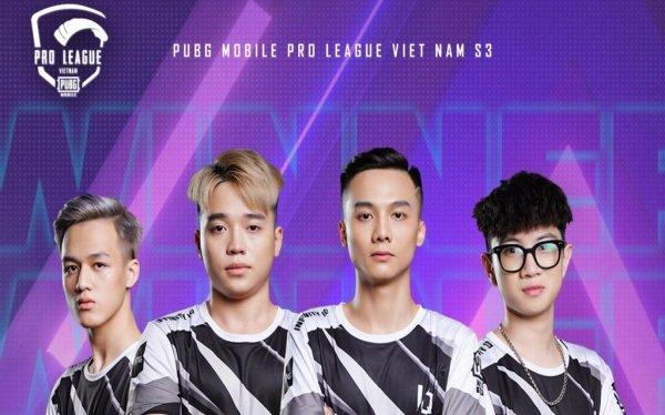 Infinity IQ thống trị vòng Pro League của PMPL VN S3