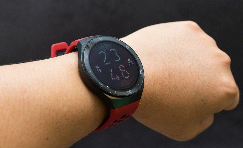 Huawei Watch GT 2e - đồng hồ thông minh giá tốt