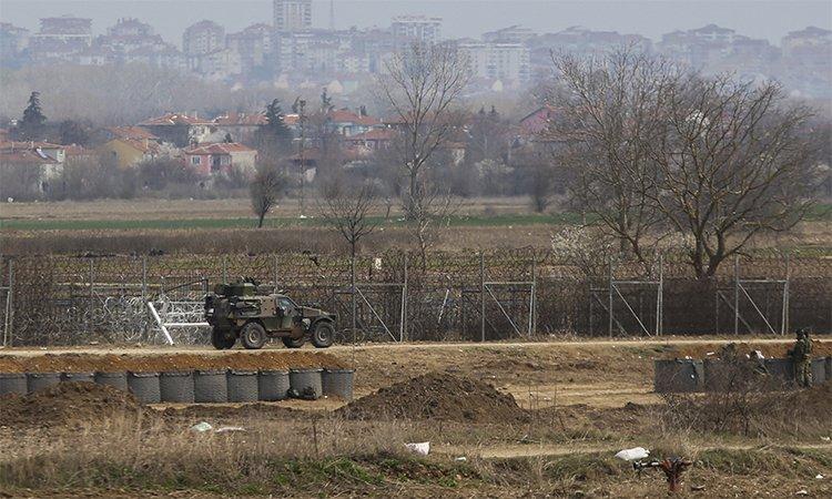 Thổ Nhĩ Kỳ đổ quân lên bãi bồi tranh chấp với Hy Lạp
