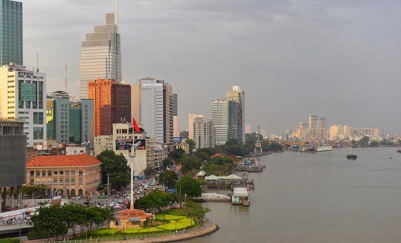 Sài Gòn thiếu công viên trầm trọng