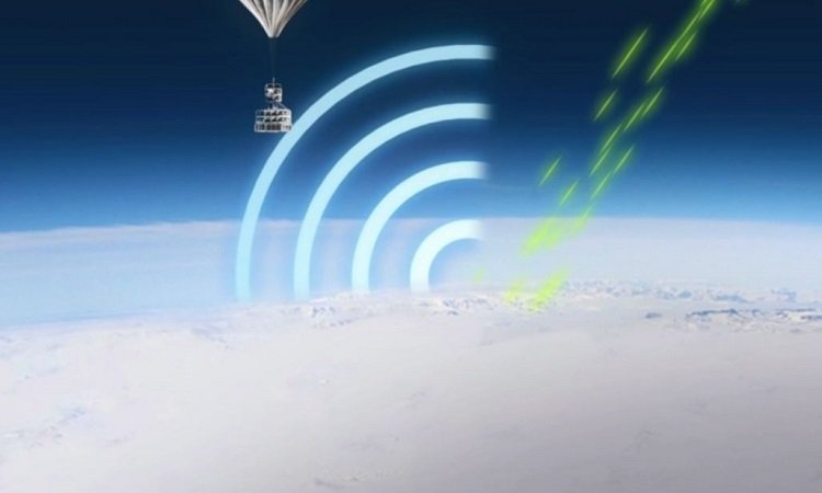 Phát hiện tín hiệu bất thường từ hạt vũ trụ