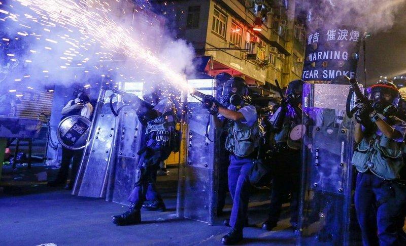 Tác động của luật an ninh mới tới Hong Kong