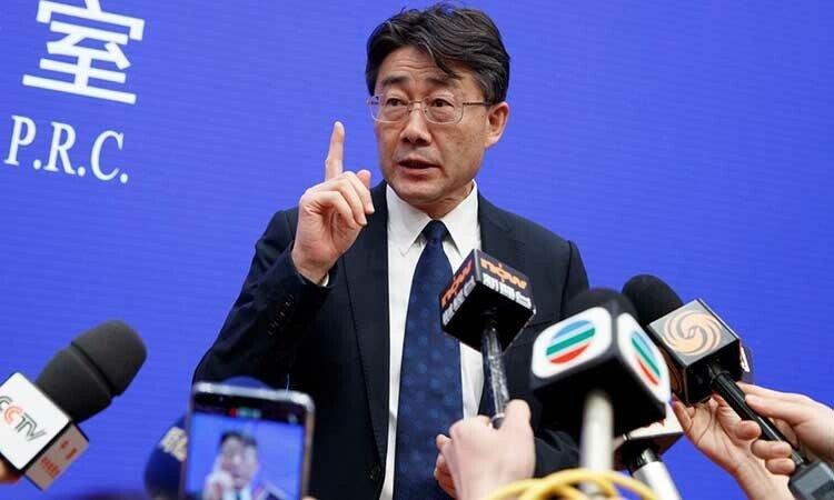 CDC Trung Quốc chấp nhận bị chỉ trích