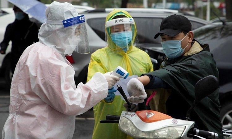 Trung Quốc lần đầu không thêm ca nhiễm nCoV