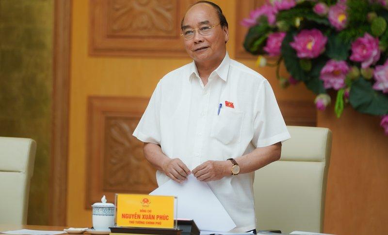 Thủ tướng chủ trì họp tháo gỡ khó khăn cho doanh nghiệp dầu khí, hàng không