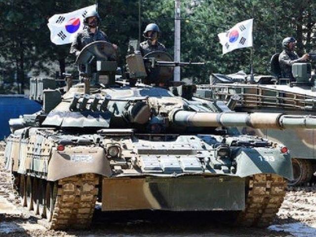 Vì sao Hàn Quốc sở hữu nhiều xe tăng Nga uy lực hơn Triều Tiên?
