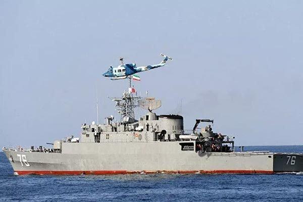 Tàu khu trục Iran sơ suất bắn chìm tàu hỗ trợ trong lúc tập trận?
