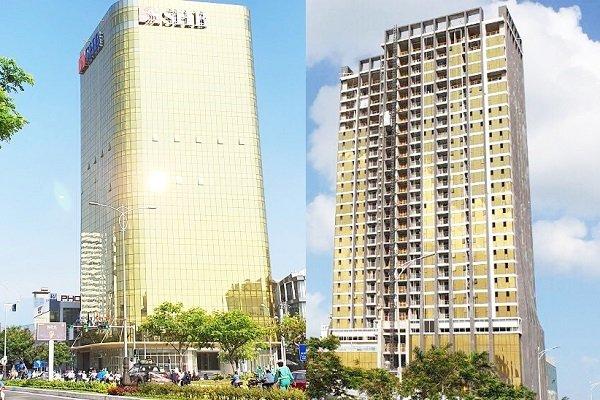 2 tòa nhà tự thay đổi kiến trúc gây chói: Chủ tịch Đà Nẵng yêu cầu xử lý