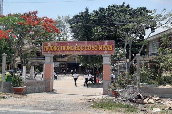 Diễn biến mới vụ hơn 160 bài thi học kỳ I ở Vĩnh Long được nâng điểm