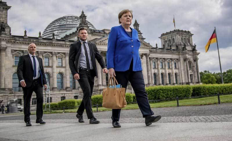 Thủ tướng Merkel tuyên bố có bằng chứng Nga chơi xấu Đức