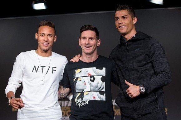 Edilson tuyên bố giỏi hơn Messi, Ronaldo và Neymar