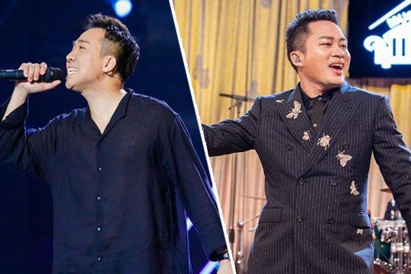 Tài giả giọng loạt ca sĩ nổi tiếng của Trấn Thành, Tùng Dương