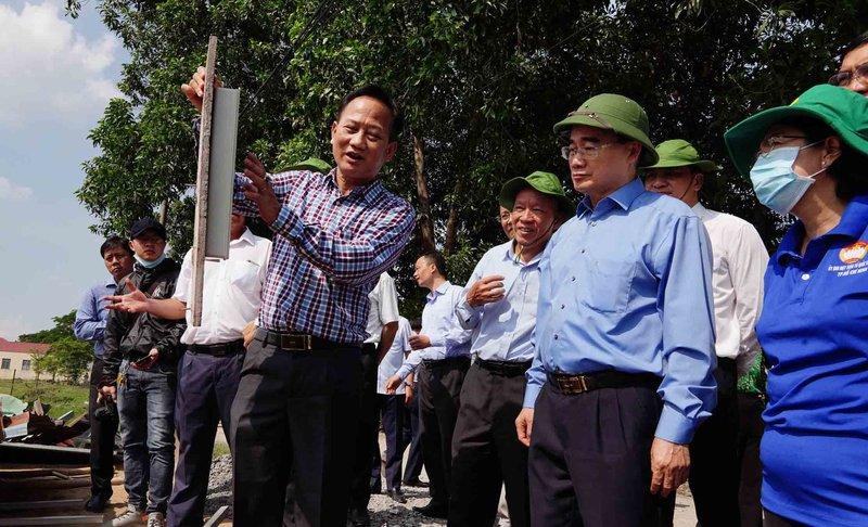 Bí thư TP.HCM: Cán bộ môi giới xây dựng trái phép nên từ chức